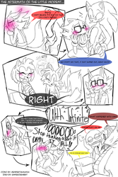 Sonic Forces After the incident by GenderTakahashi