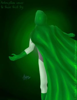 Redemption Comes... Spectre by mintaka