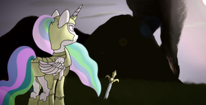 Canterlot Has Fallen by WhoovesPON3