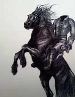 Headless Horseman by Mustang-sauvage