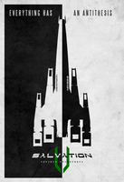 Nemesis - Salvation II Minimalist Teaser Poster by EspionageDB7