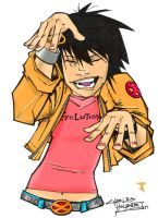Jubilee by KidNotorious by Blindman-CB
