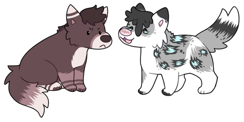 [P] Cheeb doggums by Meow-Wows