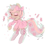 flowers by Mewball