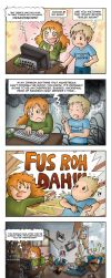 FUS ROH DAH by Isriana