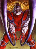 Omega Red by DaveDeVries