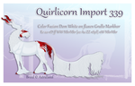 Custom Quirlicorn Import 339 by Astralseed