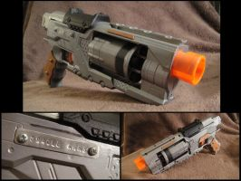 Nerf Spectre Paint and Mod by piratecaptain