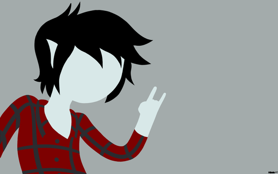 Marshall Lee Wallpaper By NiggaBuySomeApples On DeviantArt