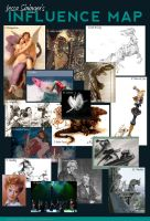Influence Map by jbsdesigns