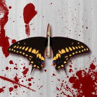 Bullet With Butterfly wings... by knoxious-x