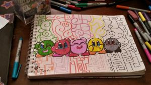 Just Kirby by vivilong