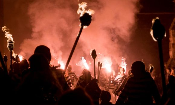 Lewes Bonfire Night 003 by flatproduct