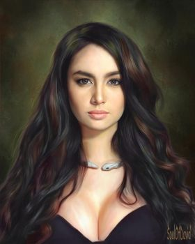 Kim Domingo by SoulOfDavid