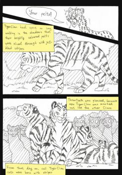 Warrior cats comic P.8 - END by CYcat