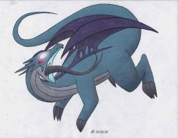 CE - Possessed Salamence
