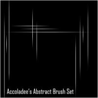 Abstract Photoshop Brushes by Accoladee
