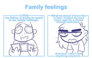 Family feelings by SmokyJack