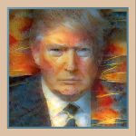 Trumpster Fire by MikeHenry