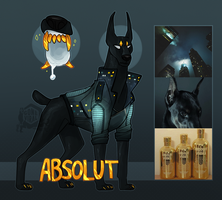 ABSOLUT [auction - closed] by GoneViral