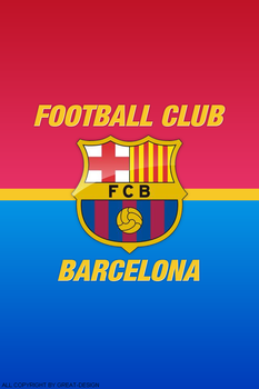 barcelona wallpaper for iphone by Great-Design
