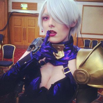 Ivy Valentine at Kitacon IV by LittleRecordGirl