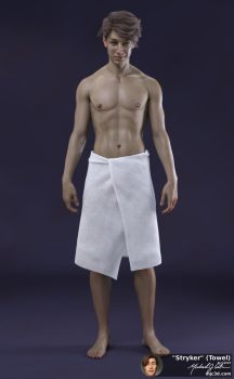 Stryker Towel 20180131 by mjc3d