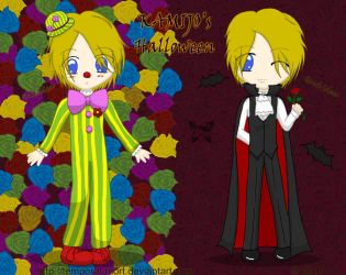 - KAMIJO's Halloween - by temporal-mort