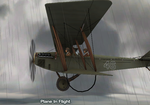 Green Screen Scenes for JN4 Vintage Airplane (WIP) by lefty2016