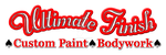 Ultimate Paint - Logo Example by DamnMulletDesign