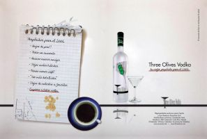 Three Olives Resolutions by leopic