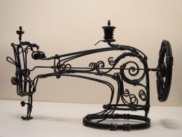 sewing machine 1 by anatolto