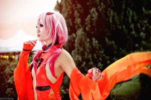 Guilty Crown: Last Sun's Ray by Astellecia