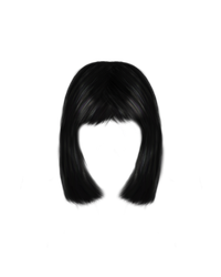 Png painted hair 4 by Moonglowlilly