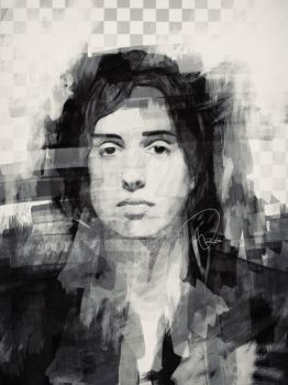 Mr Casablancas by swaDESI