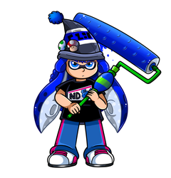 Inkling Collab Entry by Nintendrawer