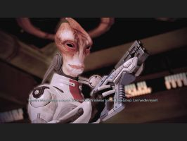 Mordin Solus by Homicide-Crabs