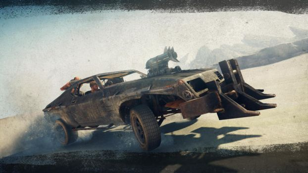 Mad Max: The Wild Hunt by Ricky47