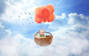 Baby In The Sky by ryApache