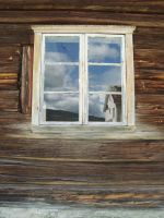 Old Window by ladee-stock