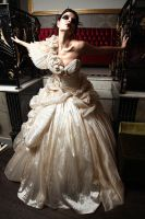 wedding dress fashion II by Melihvatansever