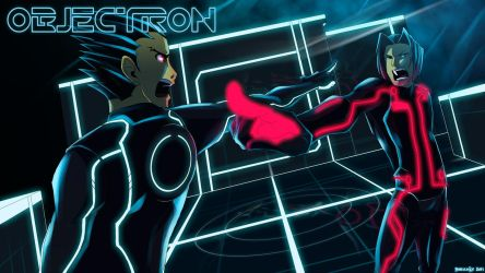 OBJECTRON by did-you-reboot