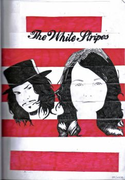 Os White Stripes by notfree