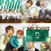 +BTS|PACK PNG|146 by iLovemeright