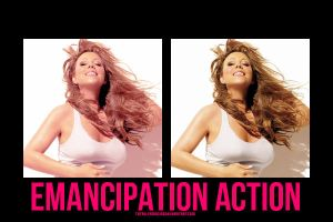 Emancipation Action. by totallyamazing
