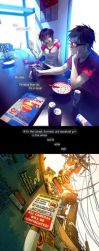 Fisheye Placebo: Ch0 - Part 4 by yuumei