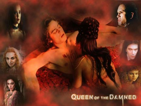 Queen of the Damned by LadyLursa