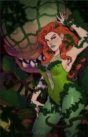 Suddenly Ivy by Untethered-art