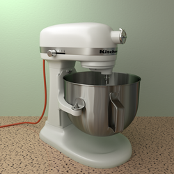 Stand Mixer by onetoucan