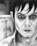 Barnabas Collins by TimBeeler